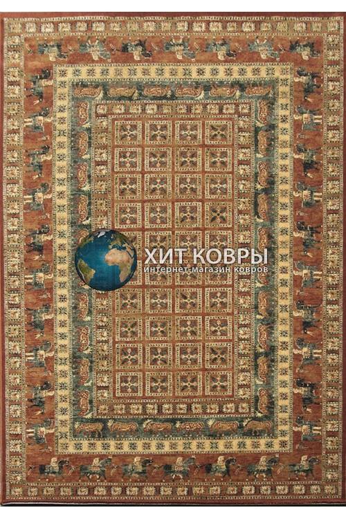 Бельгийский шерстяной ковер kashqai-43-01-300