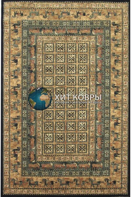 Бельгийский шерстяной ковер kashqai-43-01-500