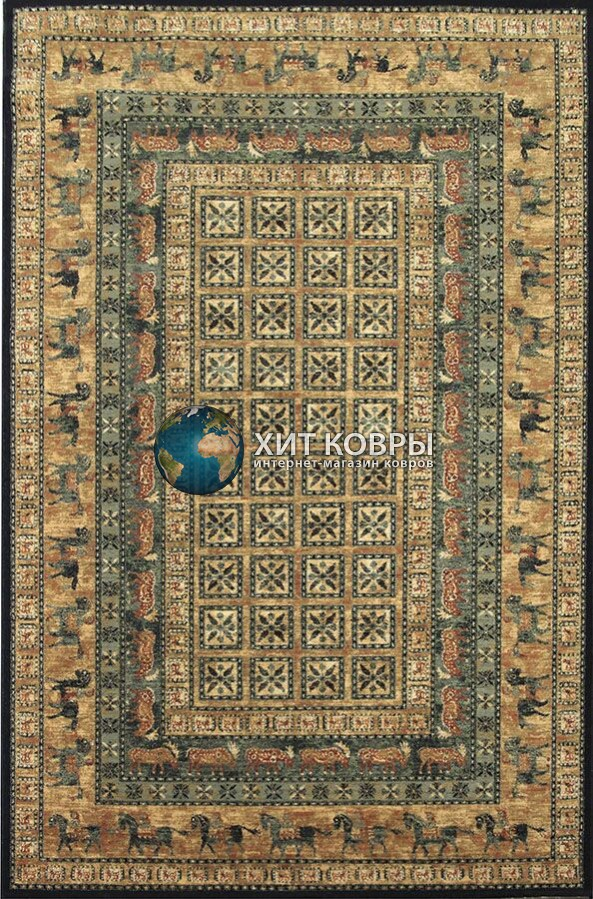 Бельгийский ковер Кашкай kashqai-43-01-500