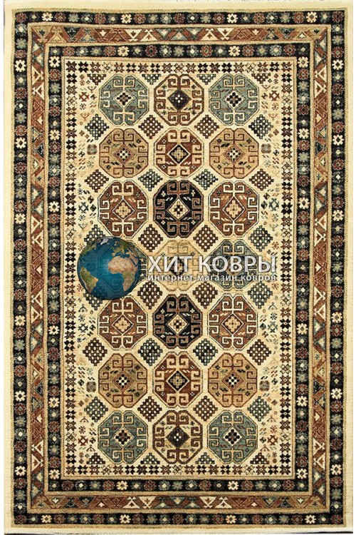 Бельгийский шерстяной ковер kashqai-43-05-100