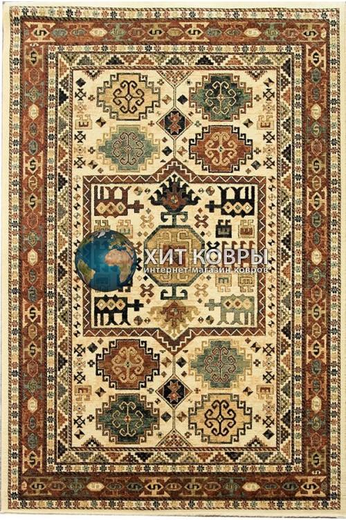 Бельгийский шерстяной ковер kashqai-43-06-100