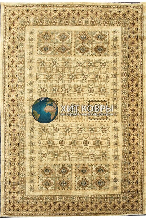 Бельгийский шерстяной ковер kashqai-43-07-100