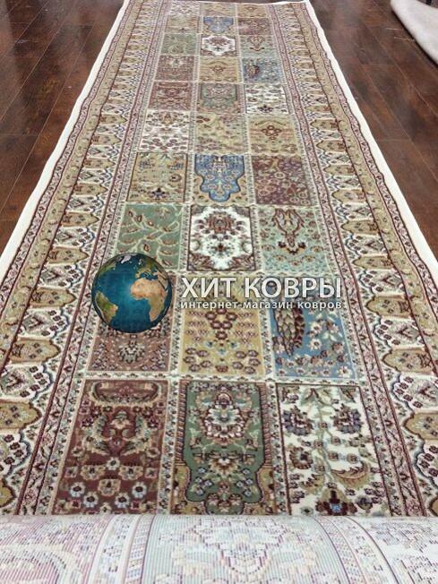 Бельгийская ковровая дорожка beljdorojki-785krem