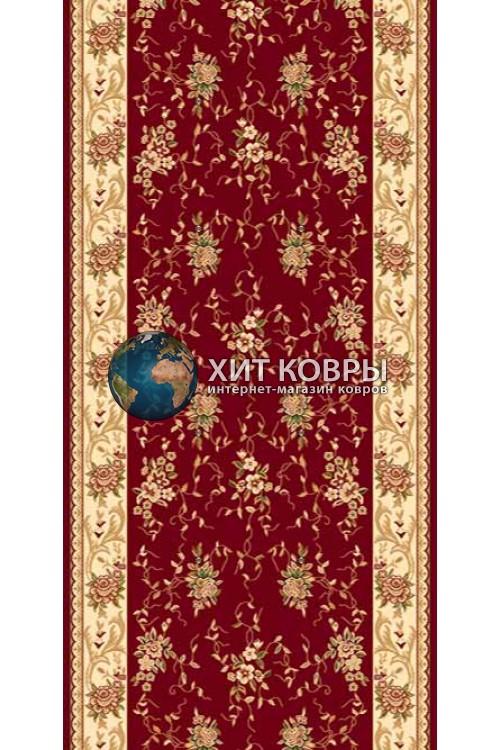 ковровую дорожку для прихожей hitdorojki-5455_red