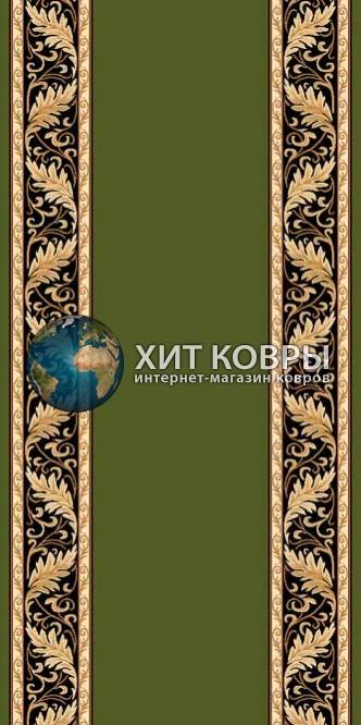ковер в комнату hitdorojki-d040_green