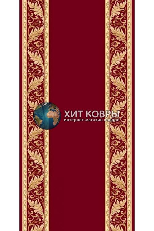 ковер в комнату hitdorojki-d040_red-2