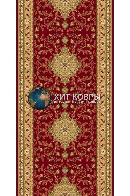 Российская ковровая дорожка hitdorojki-d115_red