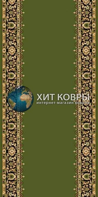 ковер в комнату hitdorojki-d164_green