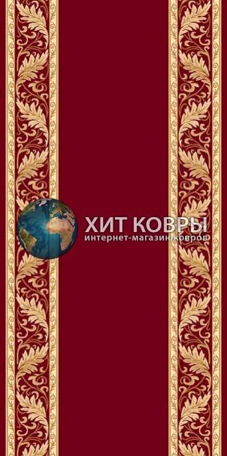 ковер в комнату kremlevskie-d040_red-2