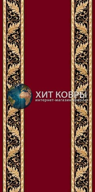 ковер в комнату kremlevskie-d040_red