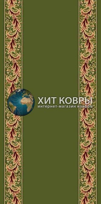 ковер в комнату kremlevskie-d044_green