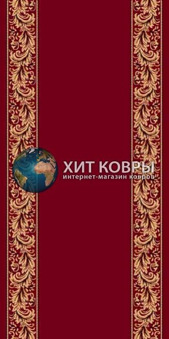 ковер в комнату kremlevskie-d044_red-2