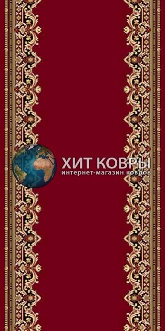 ковер в комнату kremlevskie-d165_red