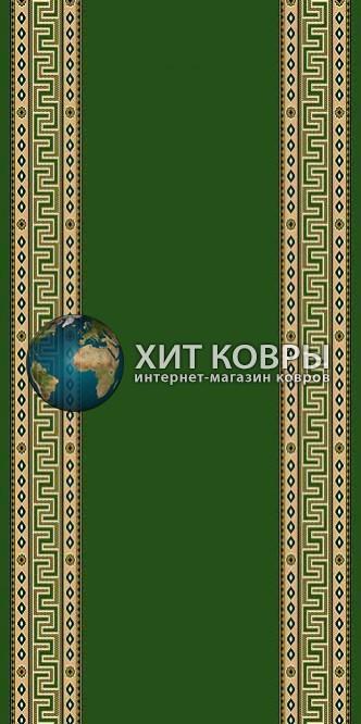 Кремлевская ковровая дорожка kremlevka-5463_green