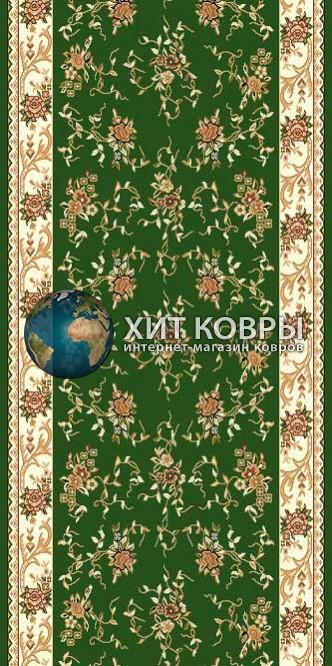 ковер в комнату sintdorojki-5455_green