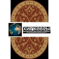 Молдавский шерстяной ковер Bagdad floarecarpet-065_bagdad-065-3658-ov