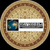 Молдавский шерстяной ковер Isfahan floarecarpet-207_isfahan-207-1149-c