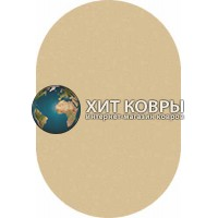 Российский ковер oval-comfort_shaggy-s600_beige