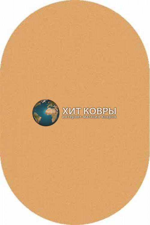 Российский ковер  овальный Comfort шегги s600 d