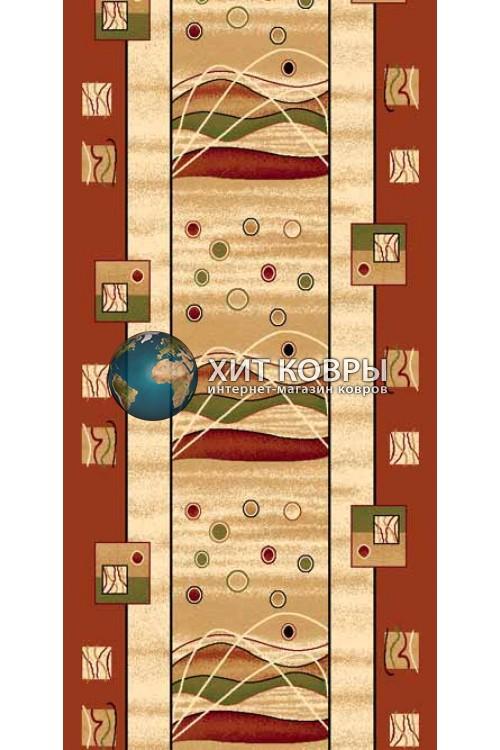 ковер в комнату Runner Da Vinci 5409 розовый