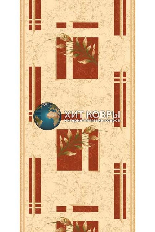 ковер в комнату Runner Da Vinci 5442 кремовый Terra