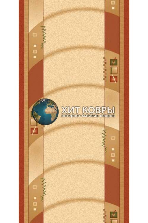 ковер в комнату Runner Da Vinci d001 Terra