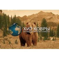 ковер Фауна fauna-z903_brown