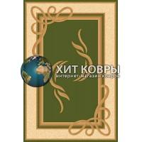 Российский ковер prymougolnik-olympos-a704_green
