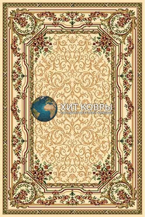 Российский ковер прямоугольный Olympos d074 кремовый