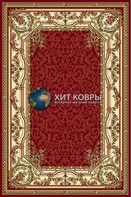 Российский ковер прямоугольный Olympos d074 красный
