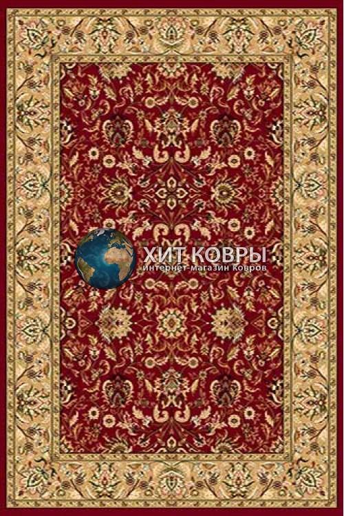 Российский ковер прямоугольный Olympos d076 красный