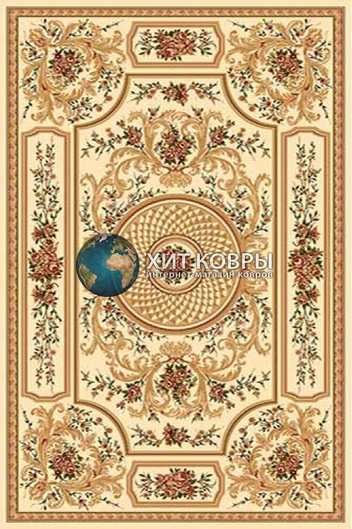 Российский ковер прямоугольный Olympos d170 кремовый