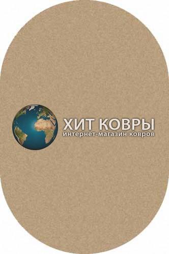 Российский ковер oval-platinum-t600_beige-d