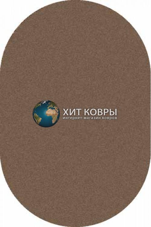 Российский ковер  овальный Platinum t600 d