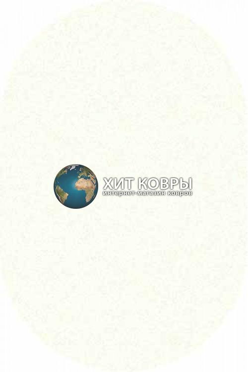 Российский ковер  овальный Platinum t600 natural