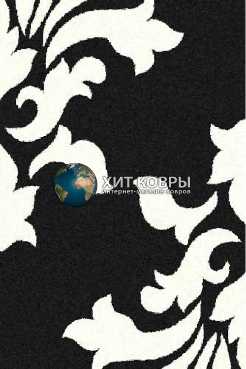 Российский ковер прямоугольный Platinum t620 черный natural