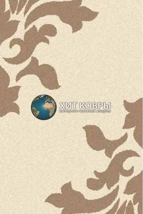 Российский ковер прямоугольный Platinum t620 кремовый d