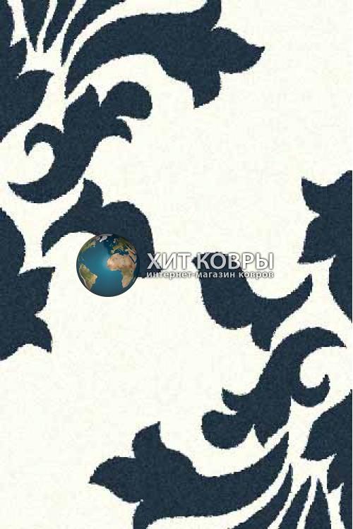 Российский ковер прямоугольный Platinum t620 natural бирюзовый