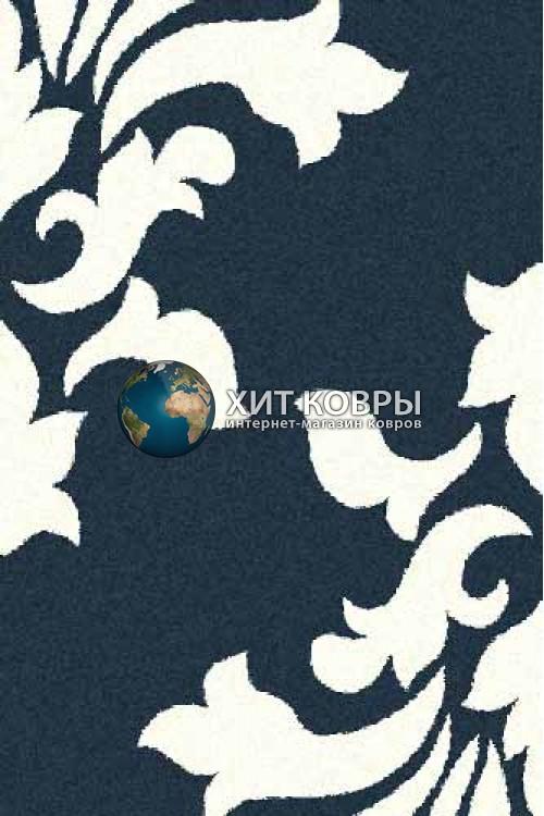 Российский ковер прямоугольный Platinum t620 бирюзовый natural