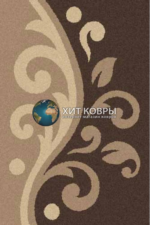 Российский ковер прямоугольный Platinum t621 d