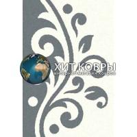 Российский ковер prymougolnik-platinum-t621_natural-blue