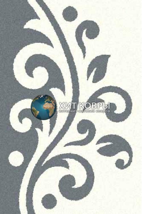 Российский ковер прямоугольный Platinum t621 natural голубой
