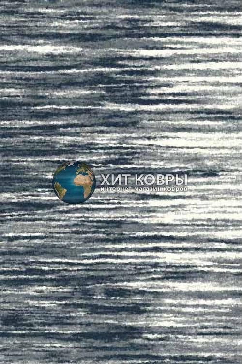 Российский ковер прямоугольный Platinum t623 голубой