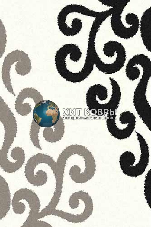 Российский ковер прямоугольный Platinum t628 natural серый