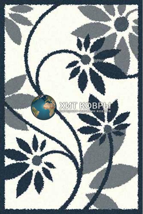 Российский ковер прямоугольный Platinum t629 natural голубой