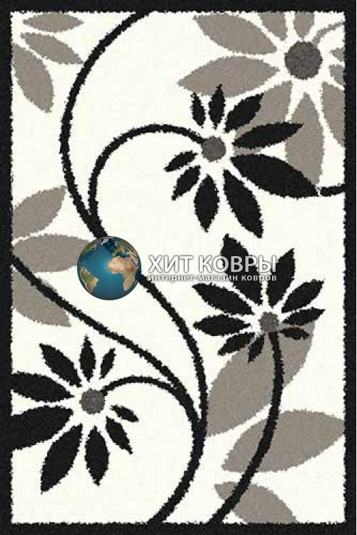Российский ковер прямоугольный Platinum t629 natural серый