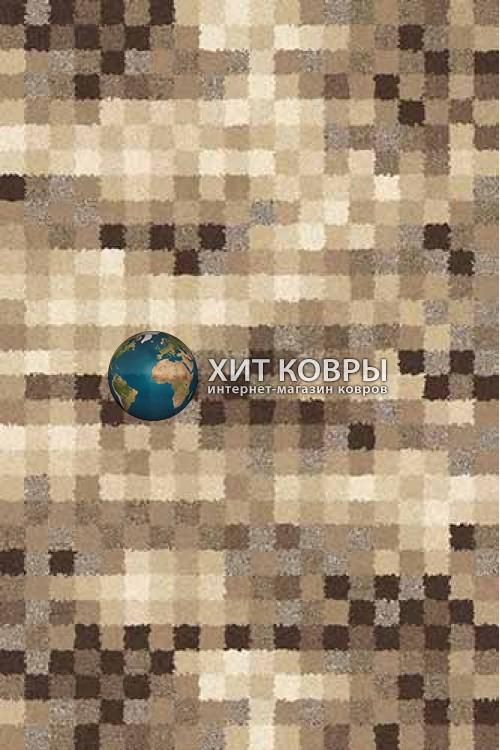 Российский ковер прямоугольный Platinum t630 бежевый