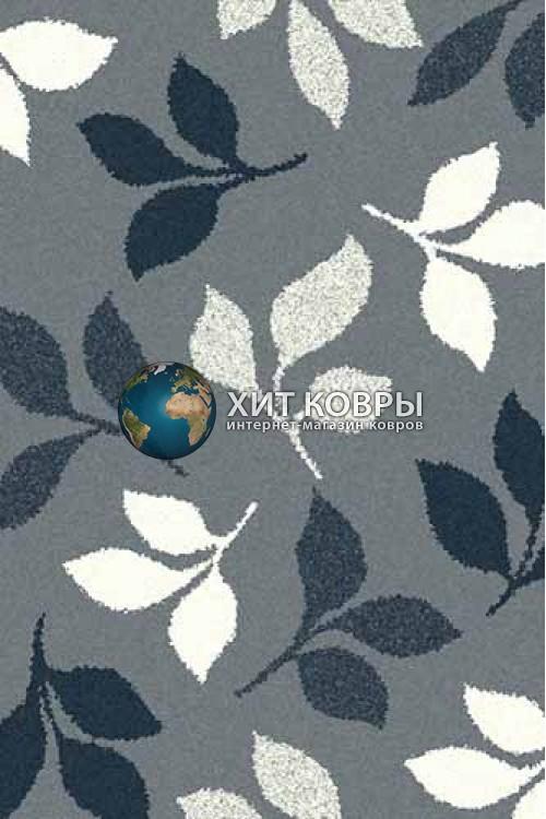 Российский ковер прямоугольный Platinum t631 голубой