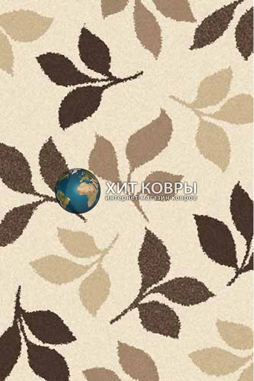 Российский ковер прямоугольный Platinum t631 кремовый