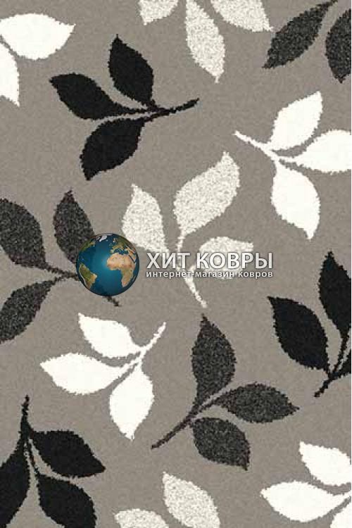 Российский ковер прямоугольный Platinum t631 серый